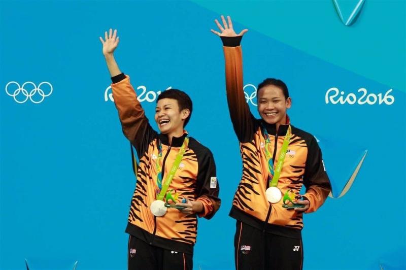 Pandelela olympics