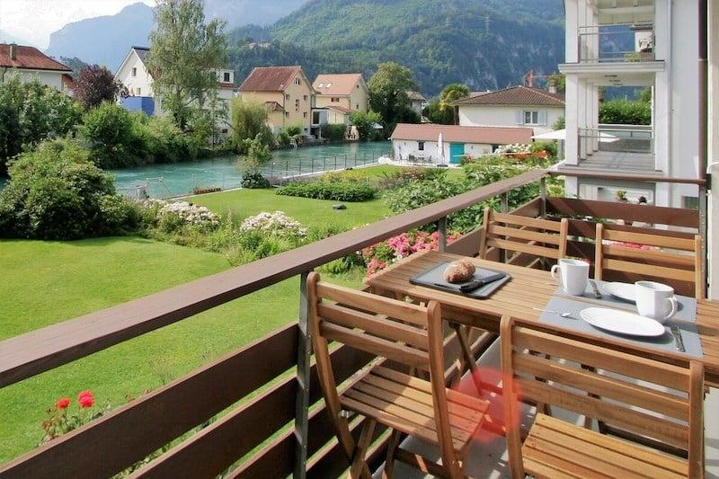 Best Airbnb in Interlaken, Switzerland