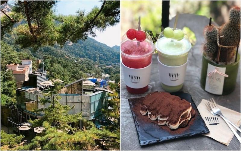 cafes couples Seoul
