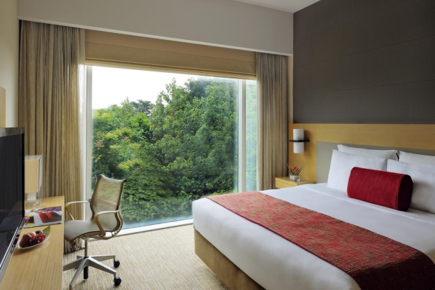Enjoy a Fun Family Staycation in Le Meridien Singapore with HSBC Card
