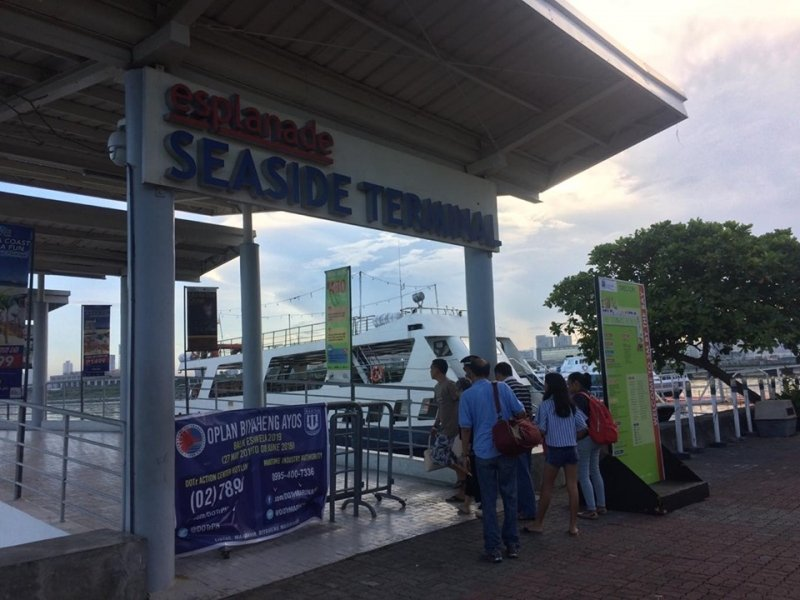 bataan by ferry
