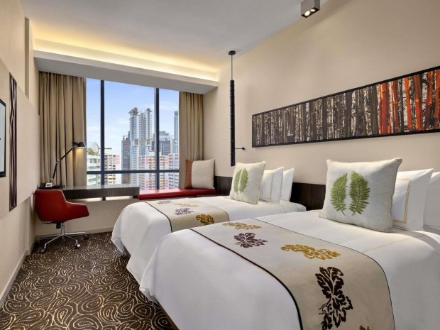 Best Available Rate at Ramada Singapore at Zhongshan Park
