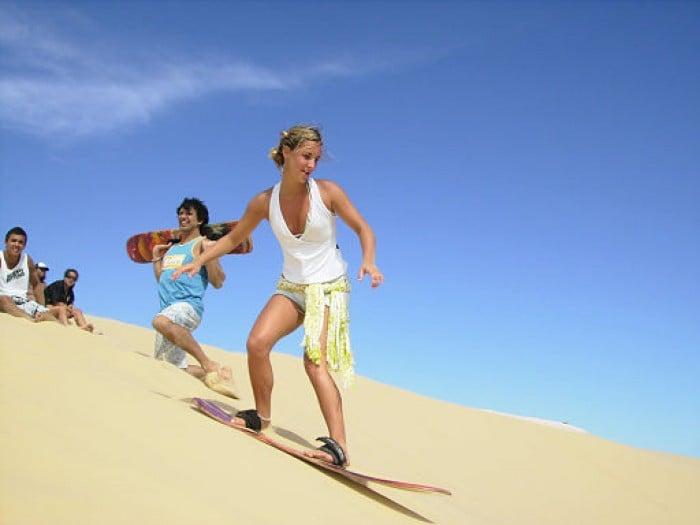 Stockton Sand Dunes, Port Stephens