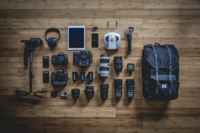 filming travel videos