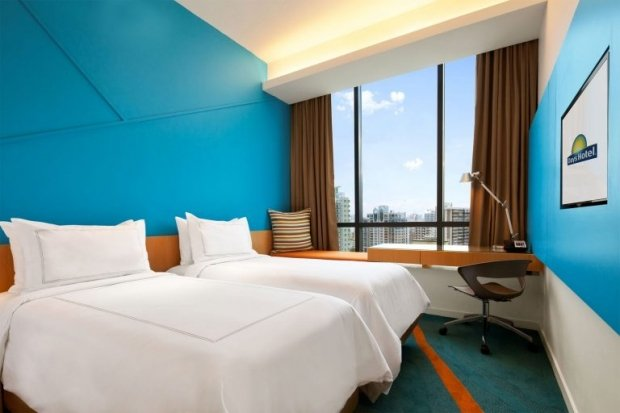 Featured Special - Super Vacation Sale at Days Hotel Singapore at Zhongshan Park