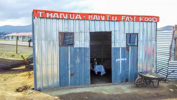 local restaurant africa