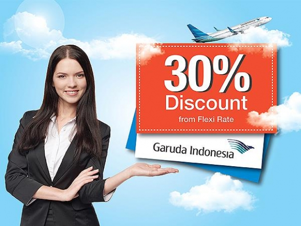 Enjoy 30% Savings on your Hotel Stay in Swiss-belhotel with Garuda Indonesia