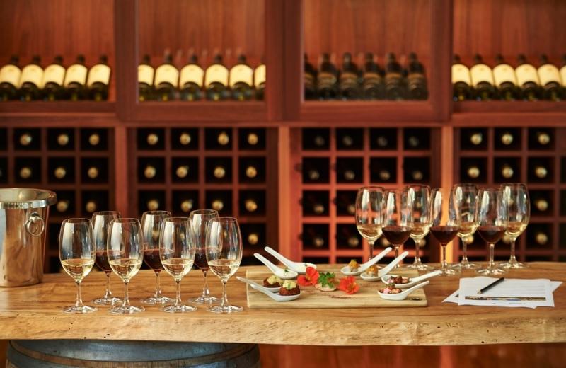 nhà máy rượu vang