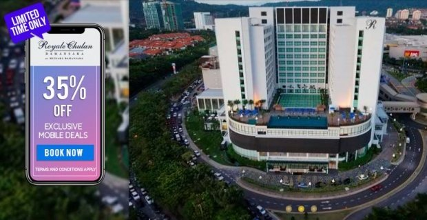 Flash Deal - Room Only with Up to 35% Savings in Royale Chulan Damansara