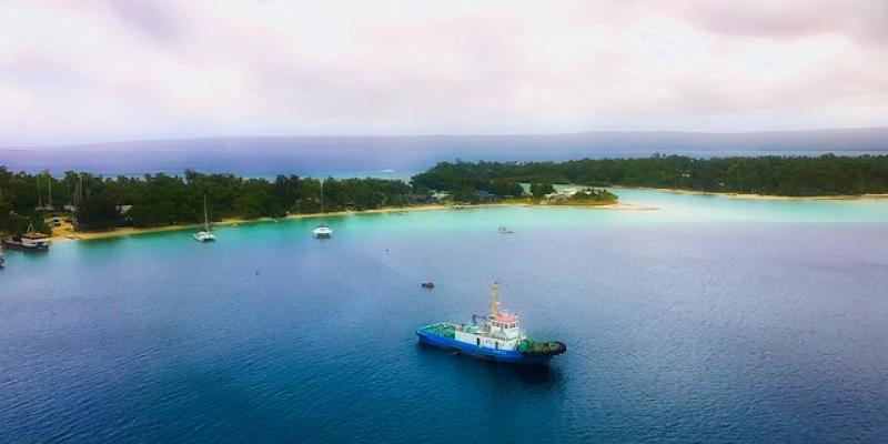 Fiji island; south pacific island