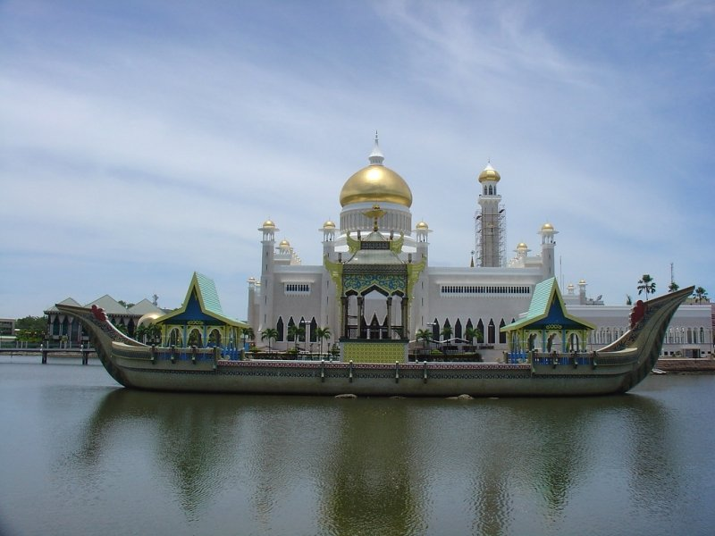 Brunei short getaways