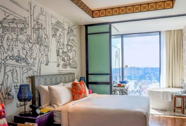 Save up to 20% at Hotel Indigo Singapore Katong with HSBC