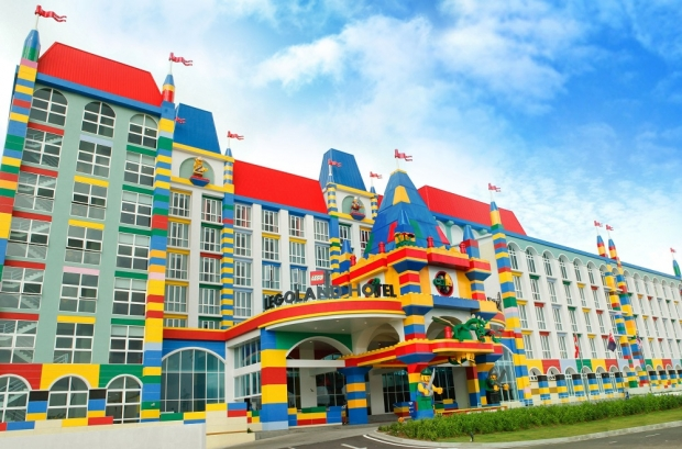 Exclusive Package for Visa Cardholders in Legoland Hotel Malaysia