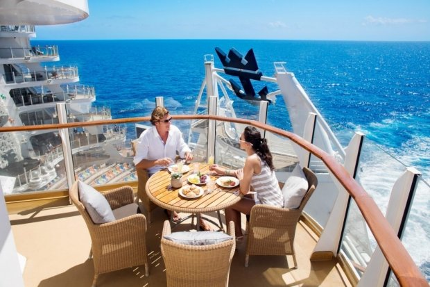 Up to $700 in Savings on Qualifying Voyages in Royal Caribbean International with Visa