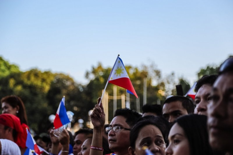 Things not to do in the Philippines: Join a rally