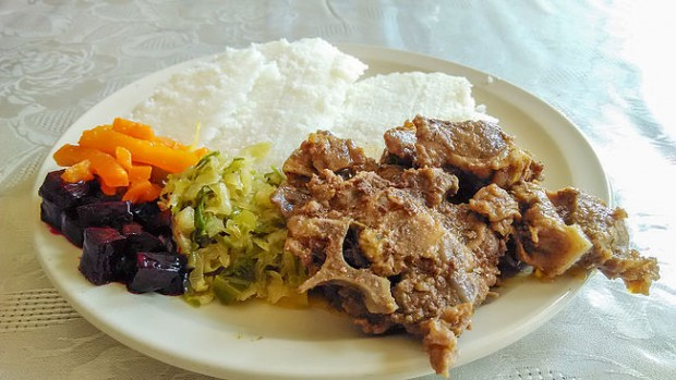 local african meal