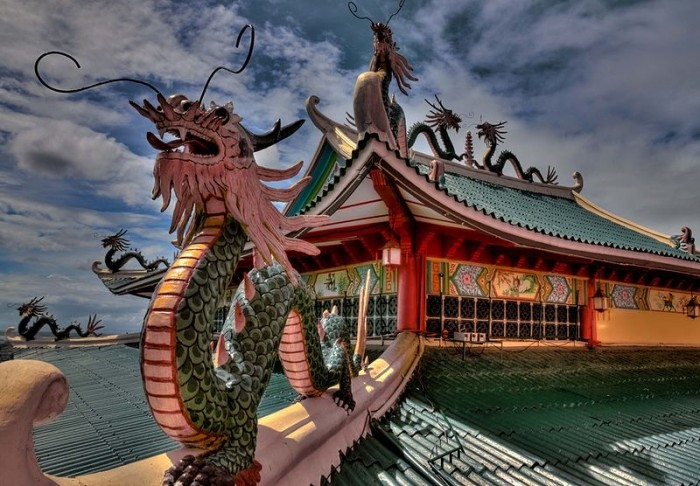 Taoist Temple