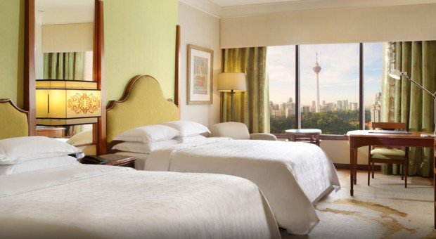 Yours 24 Deal from RM380 in Sheraton Imperial Kuala Lumpur Hotel