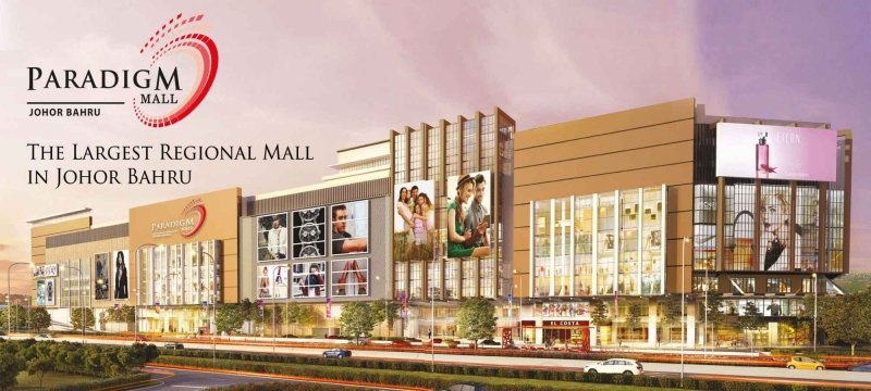 ceb90383f6e Top 9 Shopping Malls in Johor Bahru - UPDATED 2019
