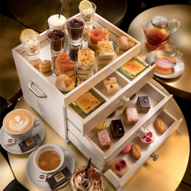 Room Package with High Tea in Resorts World Genting
