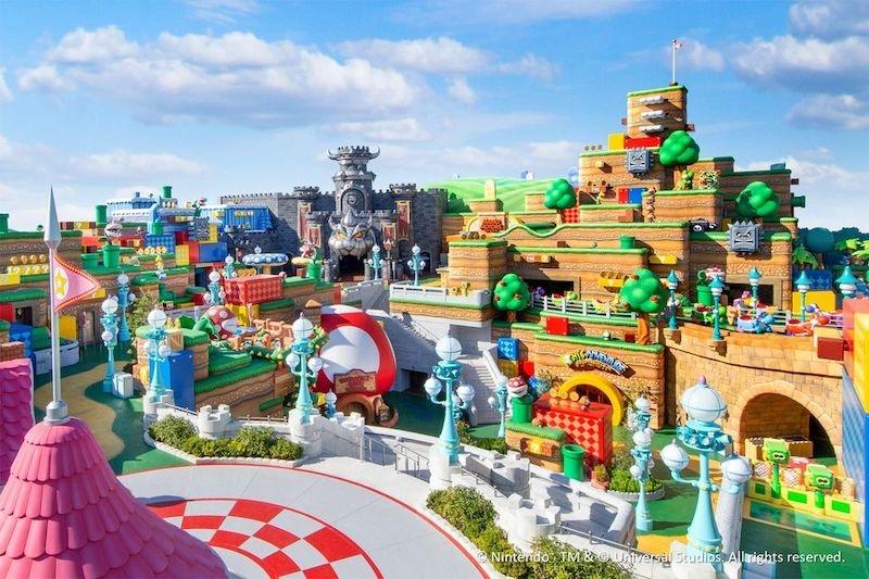 Universal Studios Japan: Super Nintendo World