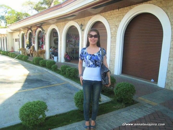 Fort Pilar souvenir stalls