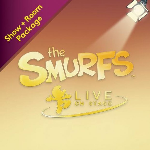 Save Up to 69% with The Smurfs Show + Room Package in Resorts World Genting