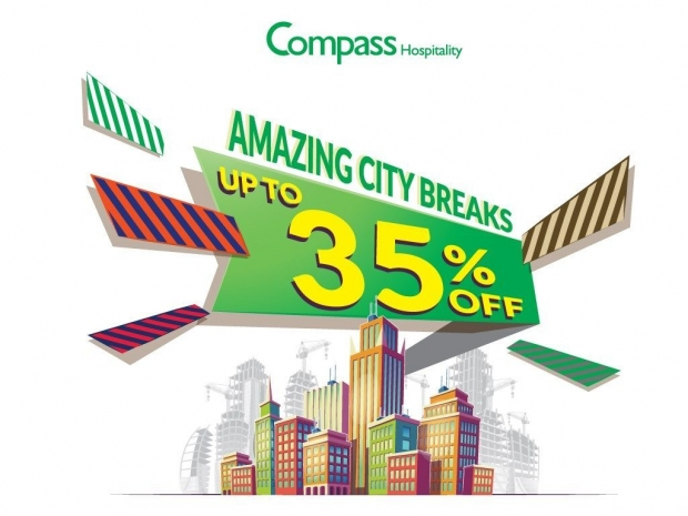 Amazing City Breaks Deals in Compass Hospitality