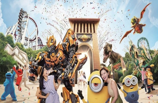 Universal Studios Singapore at SGD79 with HSBC Card