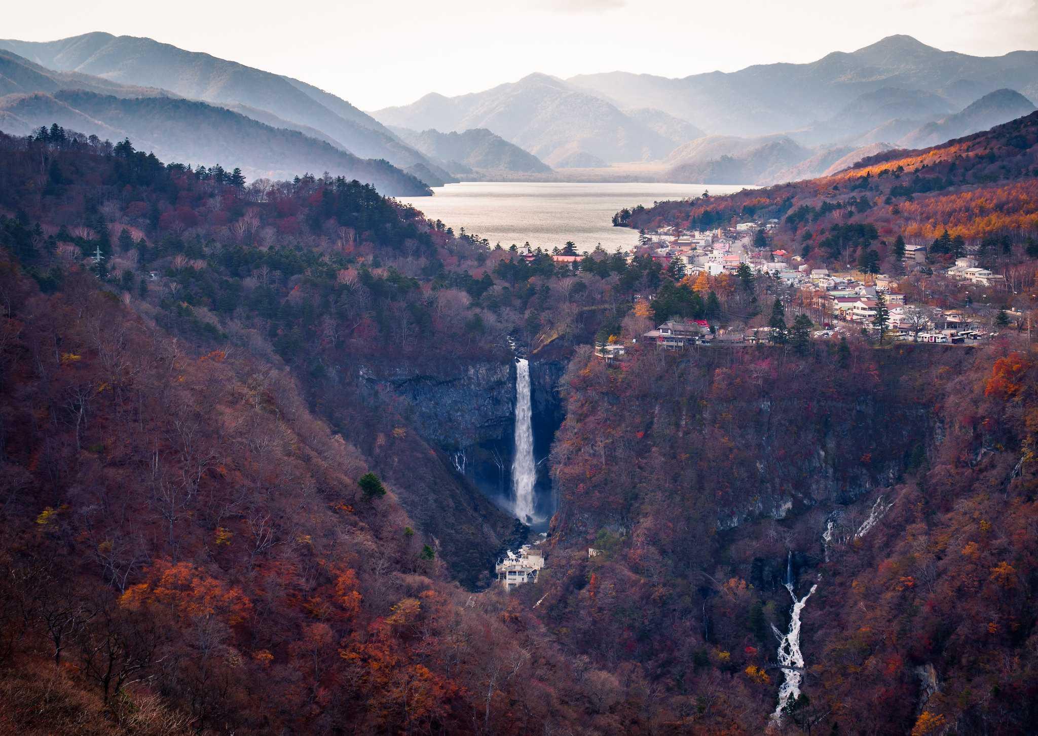 Kegon Falls, Nikko