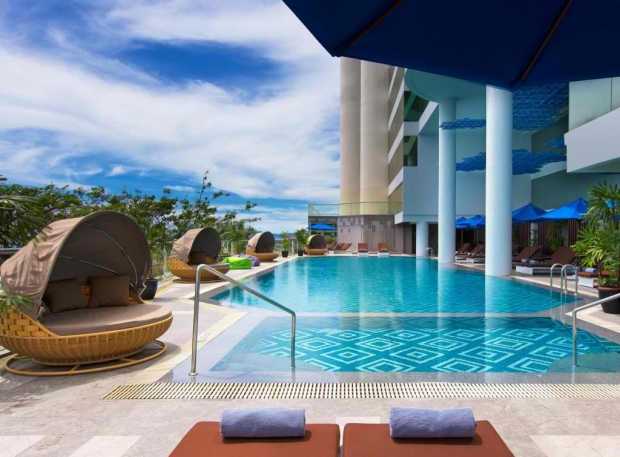 Breakfast + Sunset Dinner Offer from RM600 in Le Méridien Kota Kinabalu