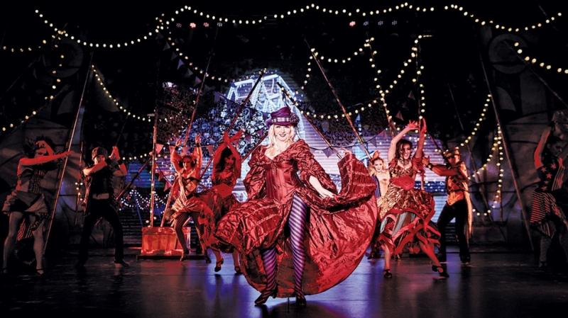 Princess Cruises entertainment shows