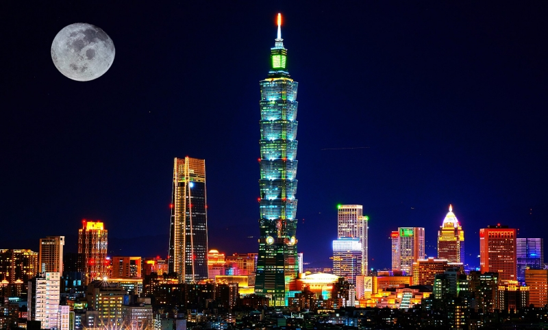 Taipei Taiwan Muslim short geatway