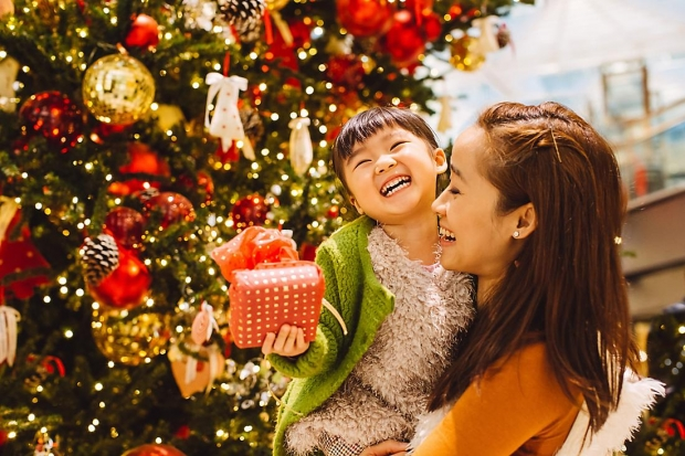 Christmas Getaway at Mandarin Oriental Singapore