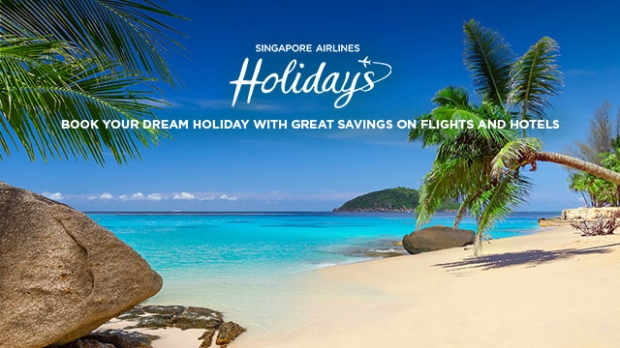 Exclusive Offer in Singapore Airlines for NTUC Cardholders