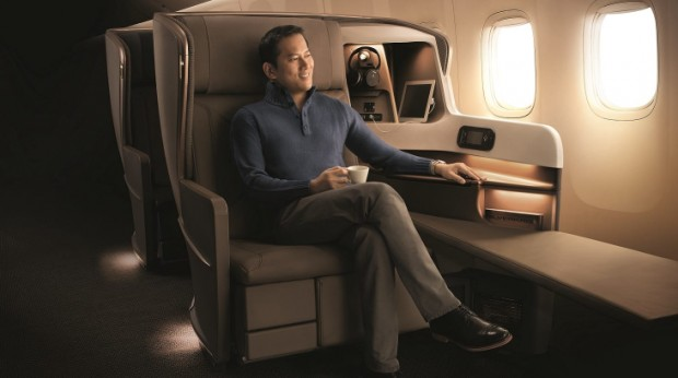 Fly in Business Class with Singapore Airlines and MasterCard