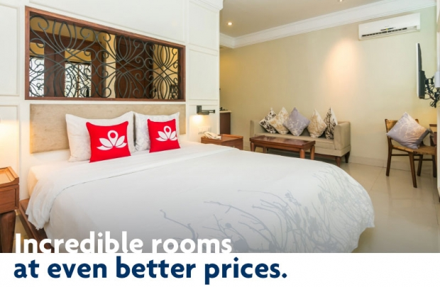 Enjoy 20% Off Hotel Rate in Zen Rooms with United Overseas Bank