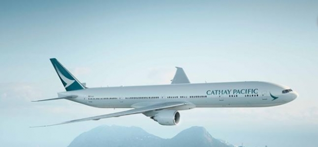 Enjoy 20% off Premium Economy and Economy Class fares in Cathay Pacific with HSBC