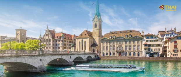 Europe Wonder - Explore Europe with Thai Airways from SGD810