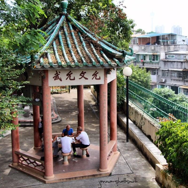 Camoes Garden Macao