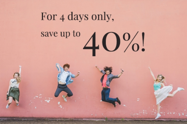 For 4 days only, save up to 40% at Pan Pacific Hotels Group