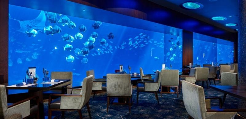 ocean restaurant rws best singapore staycation dining