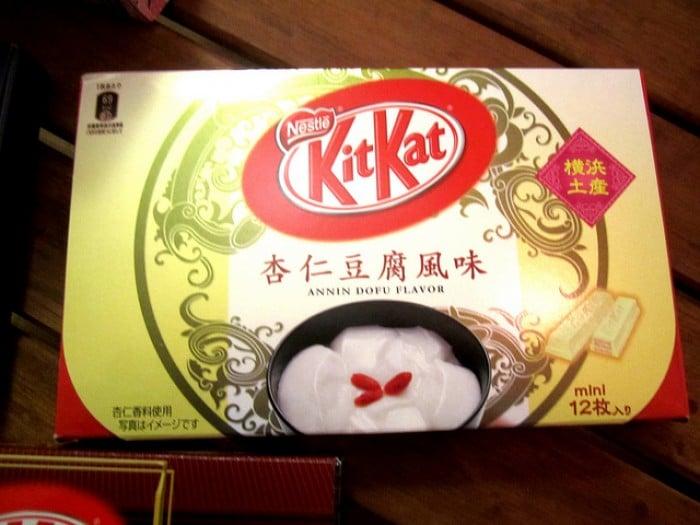 Annin Dofu KitKat