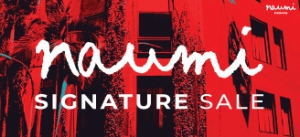 Naumi Signature Sale