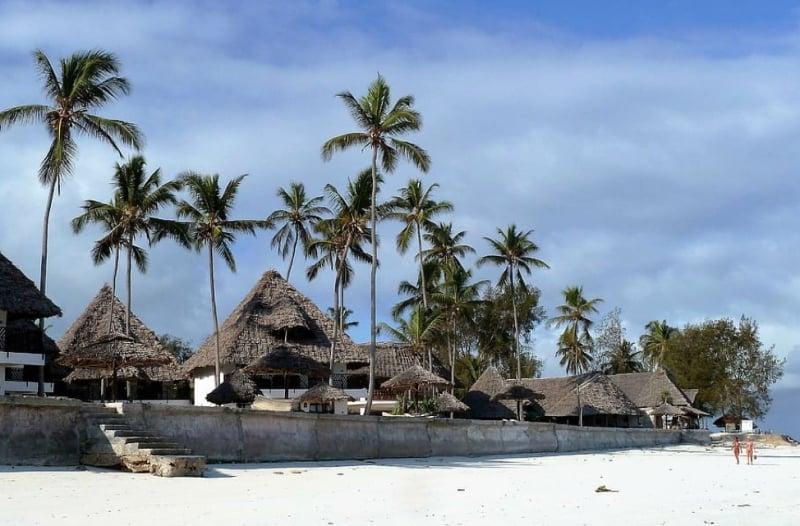 zanzibari resort