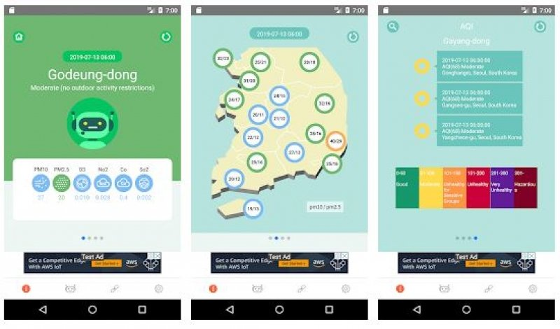 south korea apps