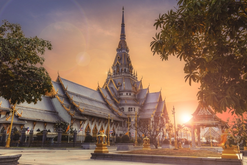 thailand ease measures vaccinated tourists