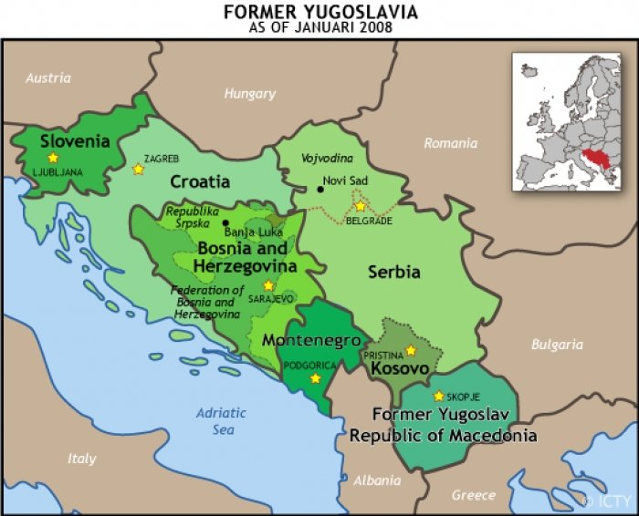 Exploring The Former Yugoslavia