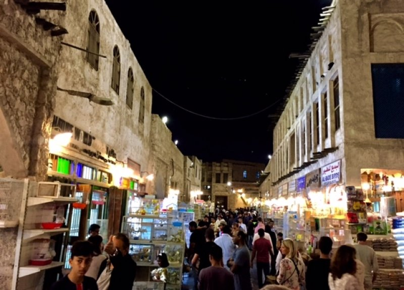 Souq Waqif: The Iconic Qatar Market That Sells Everything From