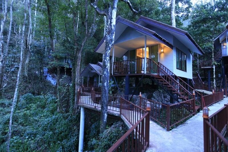 Khao Sok Rock & Treehouse Resort, Surat Thani, Thái Lan